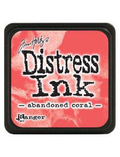 Afbeeldingen van abandoned coral - Distress ink