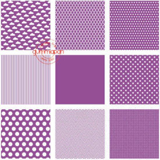 Dark purple series