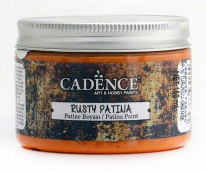 Oranje - Cadence rusty patina