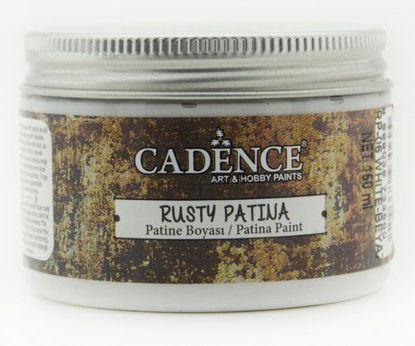 Wit Cadence rusty patina