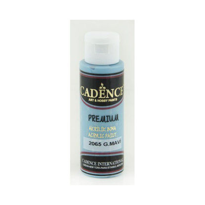 Cadence Premium acrylverf (semi mat) Azuur blauw