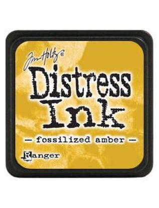 Afbeeldingen van Fossilized Amber - Distress ink