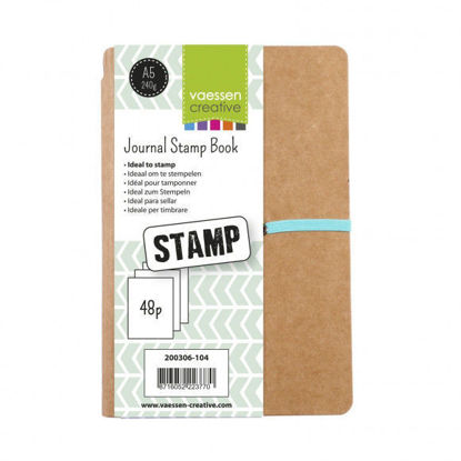 Picture of A5 - Stamp Journal