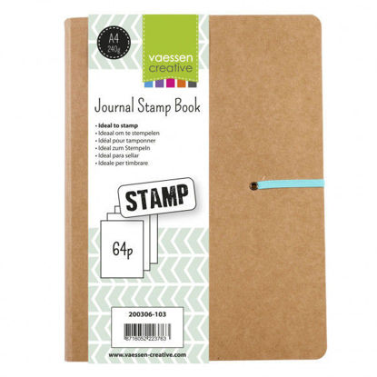 Picture of A4 - Stamp Journal