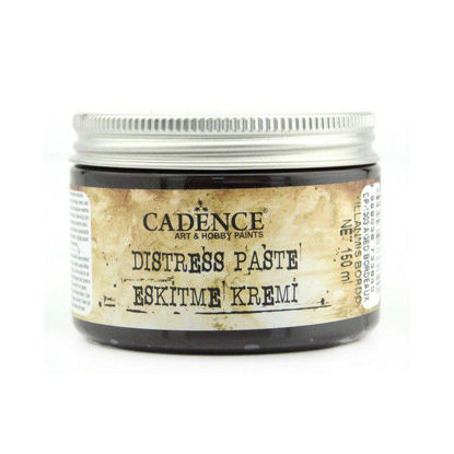 Cadence Distress pasta oud bordeaux