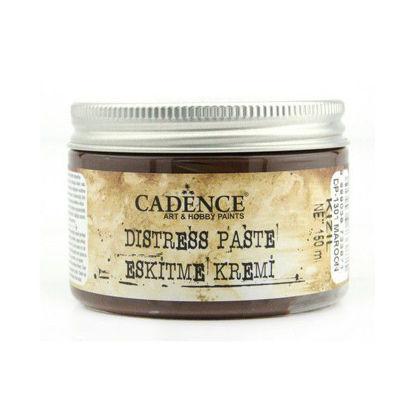 Cadence Distress pasta Maroon - Kastanjebruin
