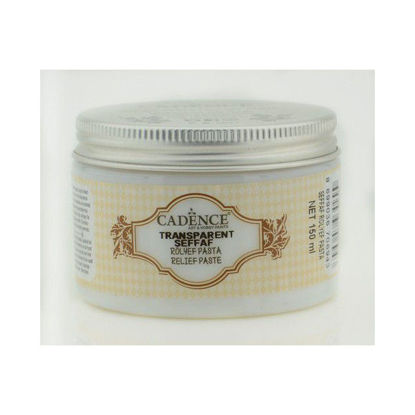 Picture of Transparent Relief Paste - Cadence