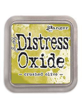 Picture of Crushed Olive - Distress Oxide