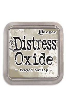 Picture of Frayed Burlap - Distress Oxide