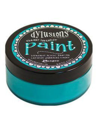 Picture of Vibrant Turqouise - Dylusions Paint