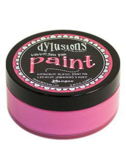 Picture of Bubblegum Pink - Dylusions Paint