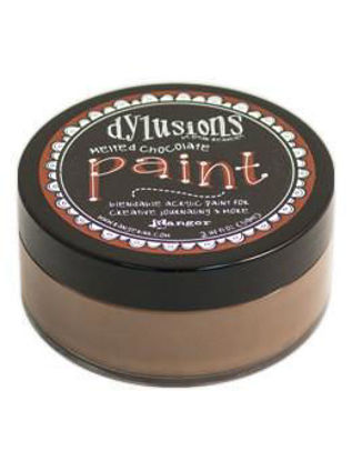 Picture of Melted Chocolate - Dylusions Paint