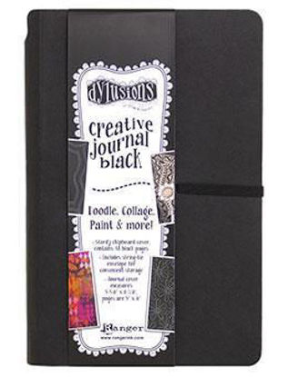 Picture of Dylusions Creative Small Black Journal