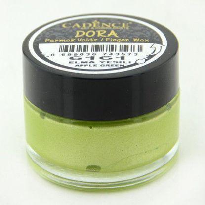 Cadence Dora wax Appel groen