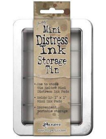 Distress Mini ink Storage tin