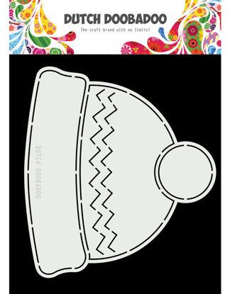 Dutch Card Art A5 Winter Hat