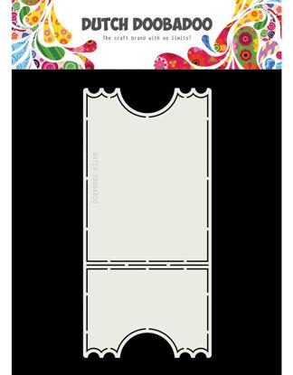 Dutch Card Art Ticketstub A5