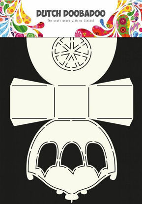 Dutch Doobadoo Box Art A4 Coach
