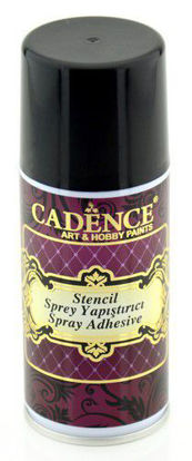Cadence Stencil lijm spray
