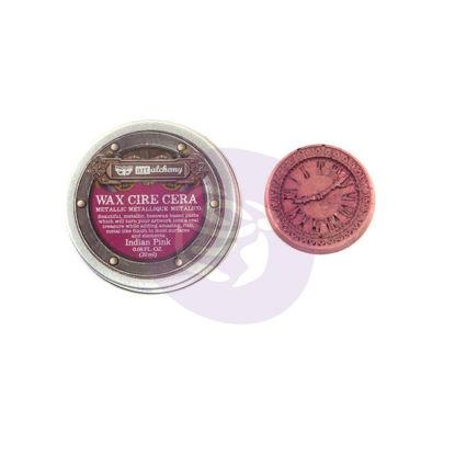 Finnabair Art Alchemy Metallic Wax Indian Pink