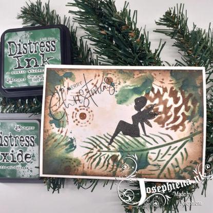 Kaart: Kerst fee
