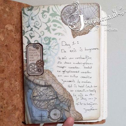 Travel journal - Dag 1