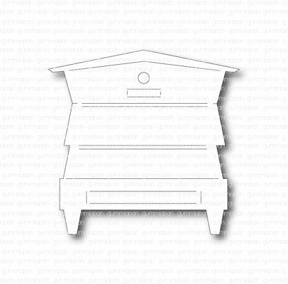 Bijenkorf - stansen - Gummiapan