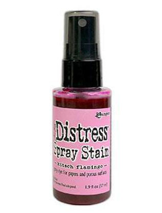 Kitsch Flamingo - Distress stain spray
