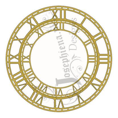 Klokken - MDF van Josephiena's Design