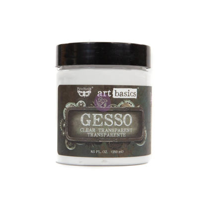 Finnabair Art Basics Clear Gesso