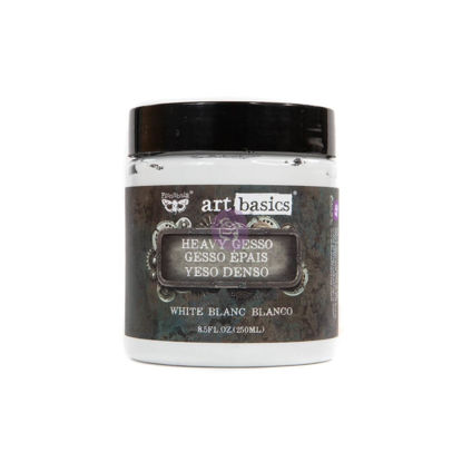 Finnabair Art Basics Heavy Gesso White (250ml)