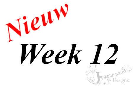 Afbeelding voor categorie Week 12