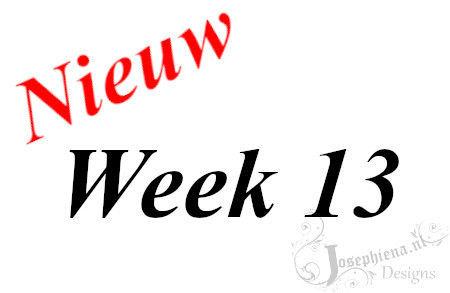 Afbeelding voor categorie Week 13
