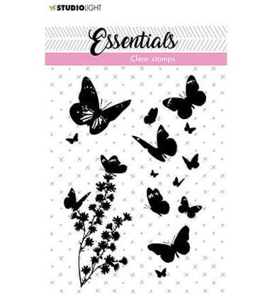 Clear Stamp Butterflies Essentials nr.24