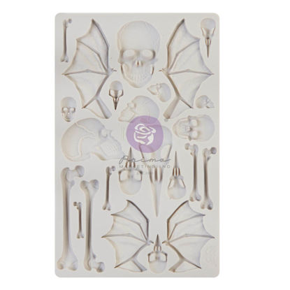 Finnabair Imaginarium Wings and Bones Moulds