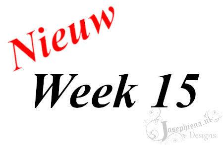 Afbeelding voor categorie Week 15