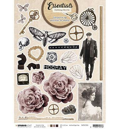 Cutting Sheet Essentials By Jolanda de Ronde nr.6